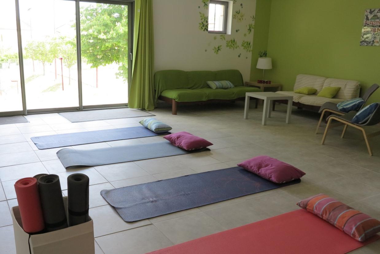 52 m² pour les activités
