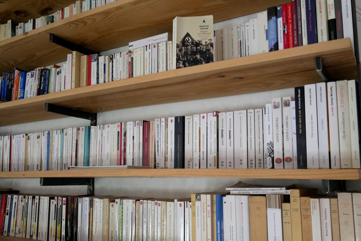 Des bibliothèques ...